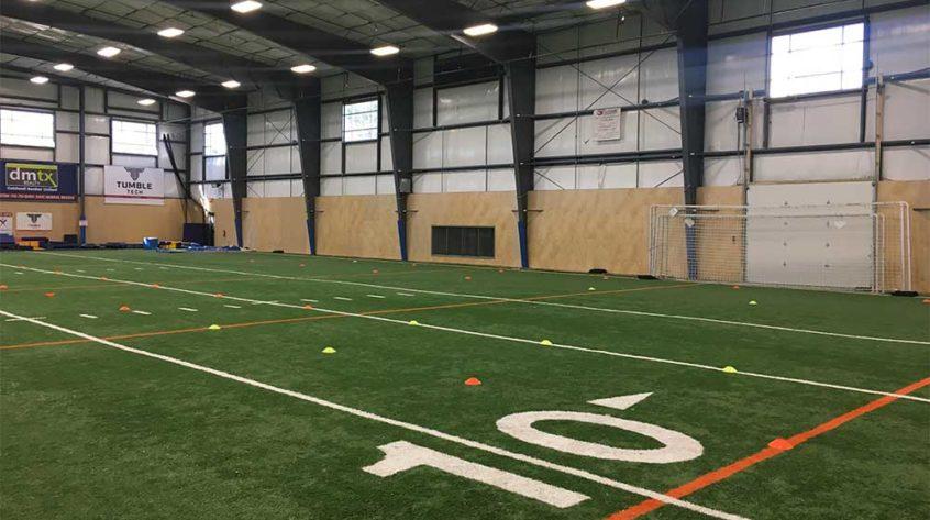 Johnson Air-Rotation Athletic Facility