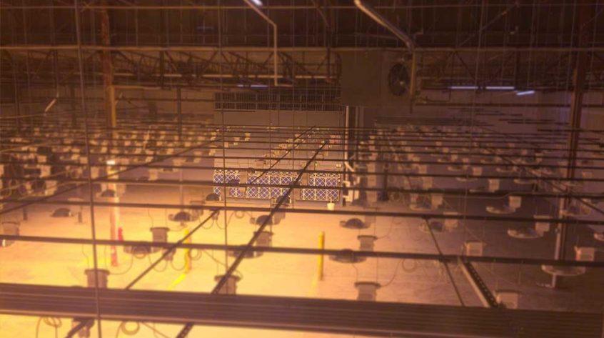 Johnson Air-Rotation Indoor Agriculture Facility