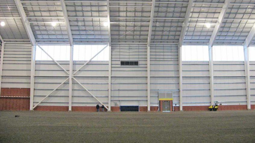 Johnson Air-Rotation Official NFL Practice Facility