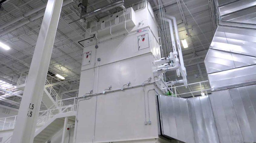 Johnson Air-Rotation Brand Distribution Center