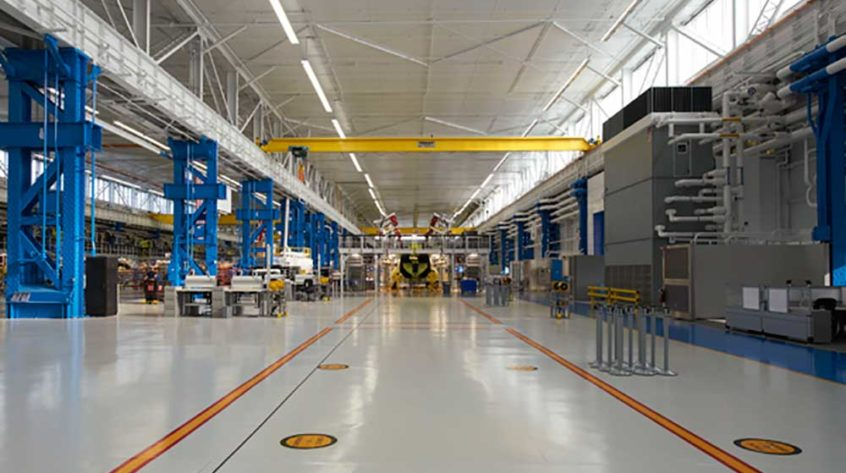 Johnson Air-Rotation Military Air-Craft Distribution