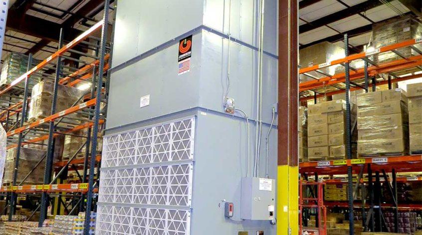 Johnson Air-Rotation Pet Products Distribution Facility