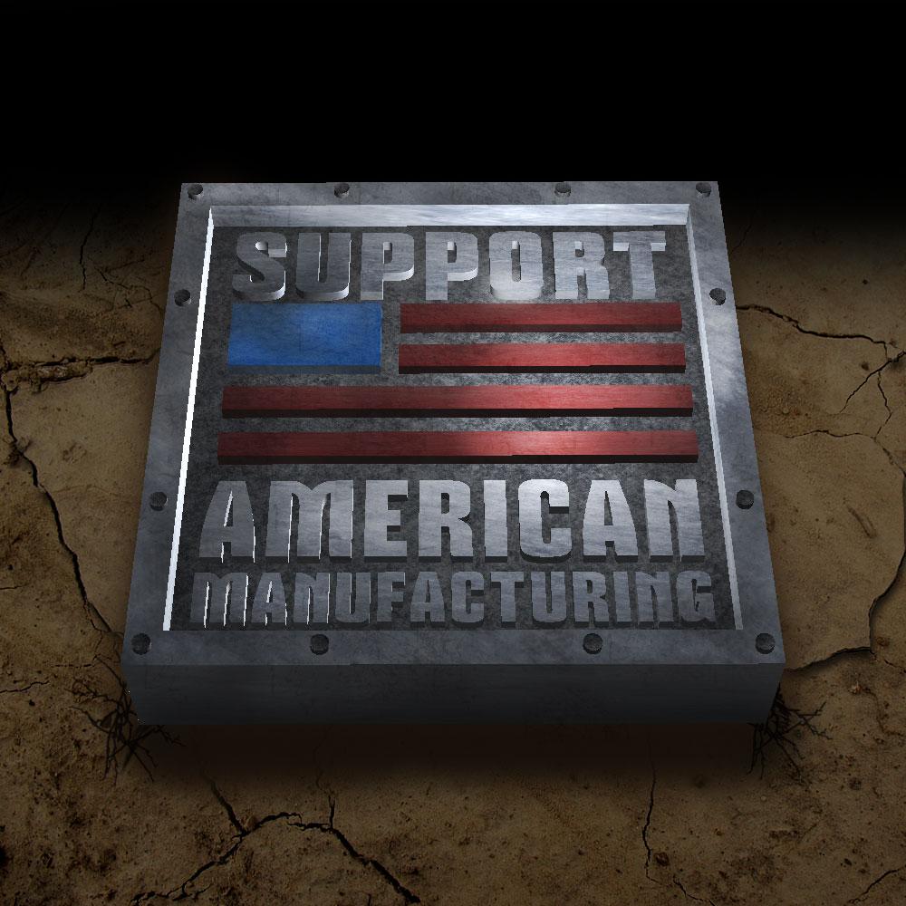 manufactured usa built tough