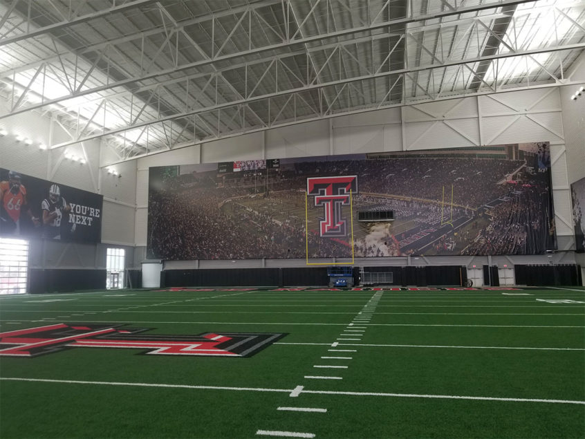 Texas Tech University Open New Sports Performance Center