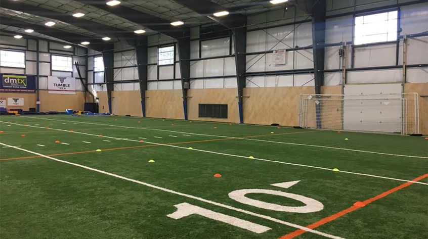 Johnson Air-Rotation Athletic Facility