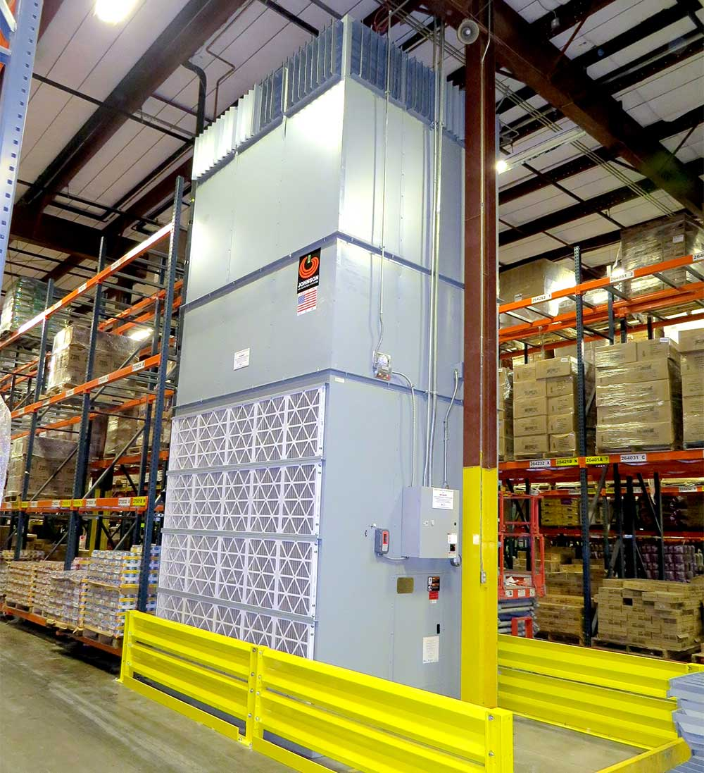 Distribution Center For National Pet Store Keeps Cool With