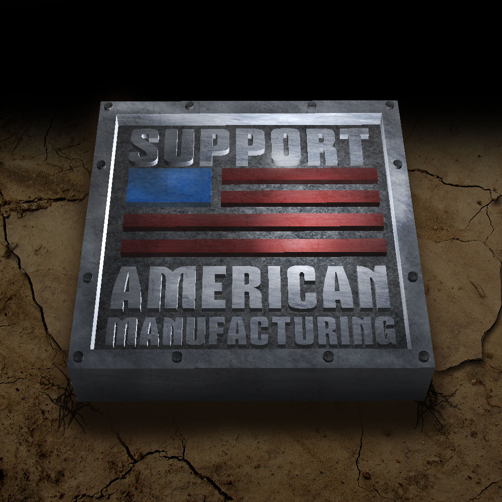 manufactured usa built tough