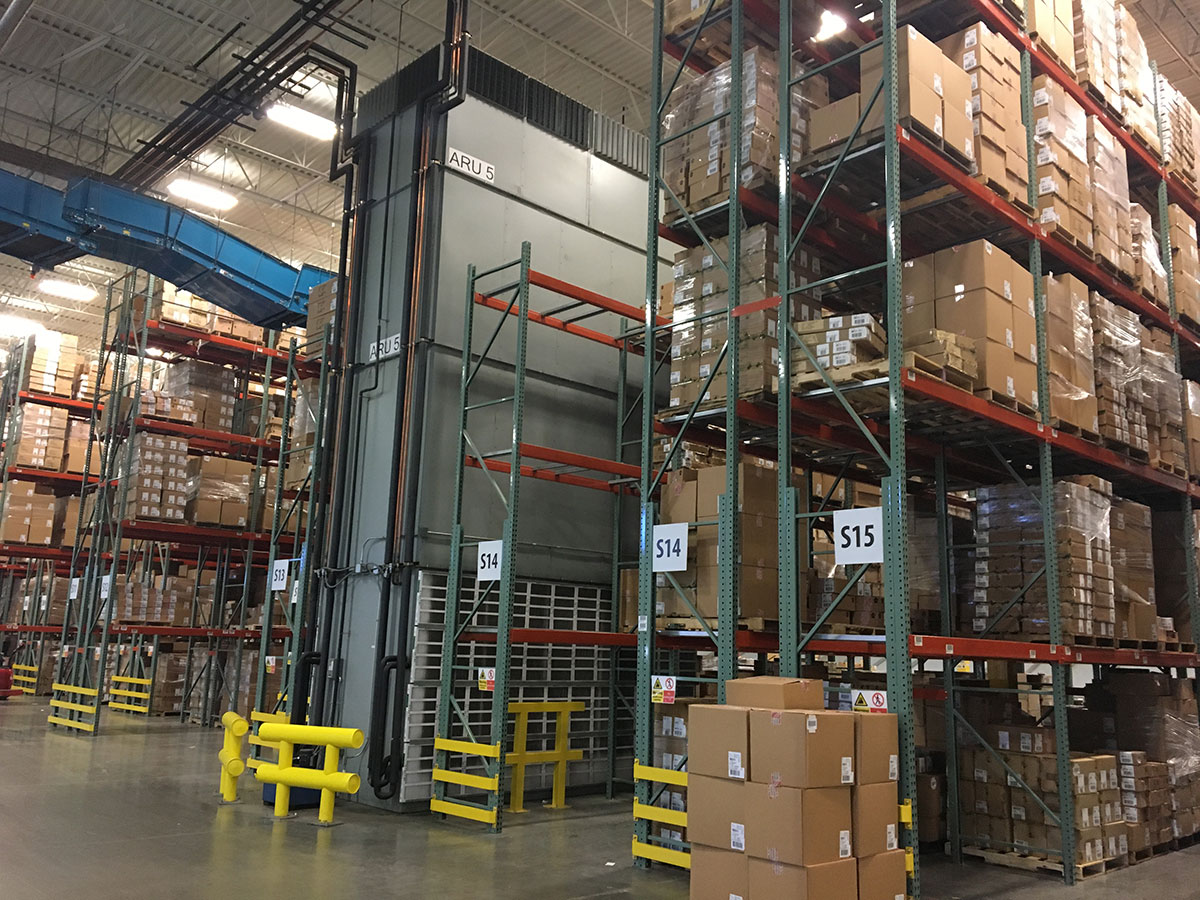 Top 3 Warehouse Heating Challenges Amp Johnson Air Rotation