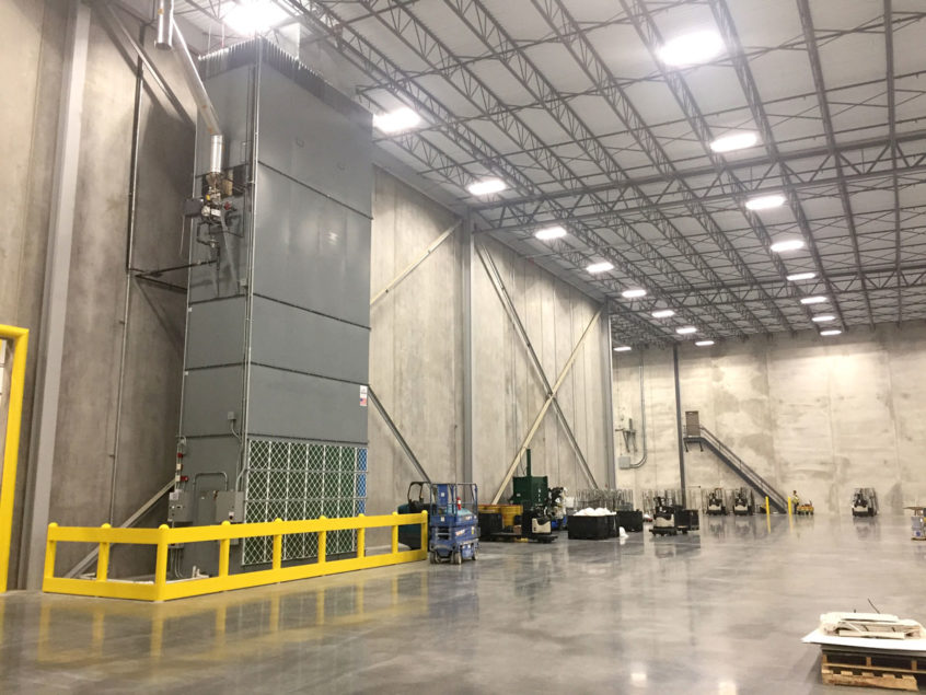Johnson Air Rotation Hvac System Technology Duct Work Is